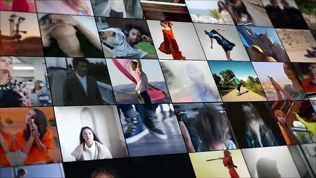 Multi Video Logo: Premiere Pro Templates