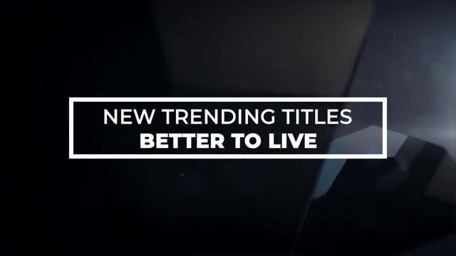 Trendy Titles: Motion Graphics Templates