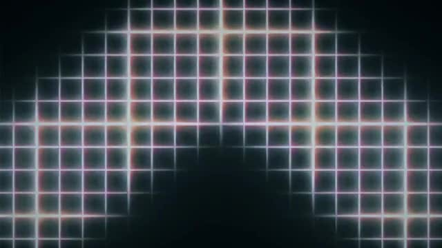Shiny Grid VJ Loops Pack: Stock Motion Graphics