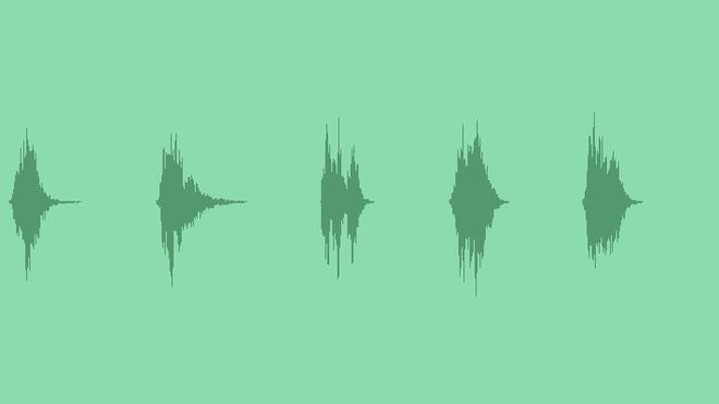 Sci-Fi Film Fx: Sound Effects