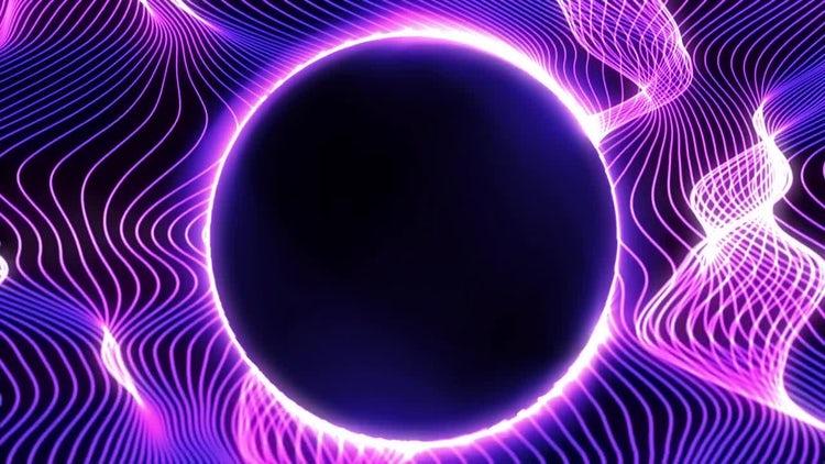 Circle Swirl: Motion Graphics