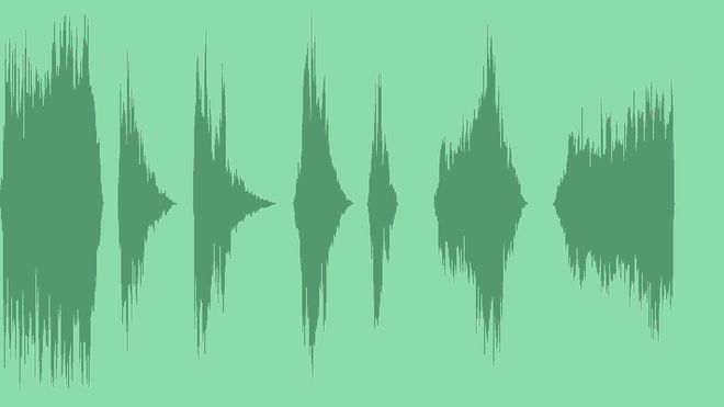 Interface Sound Pack No.4: Sound Effects
