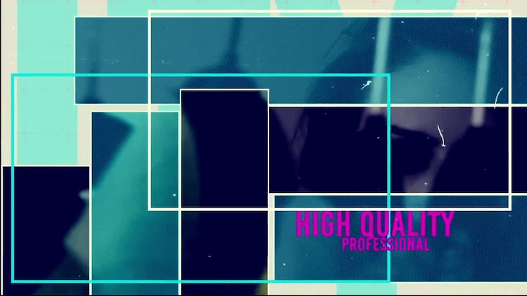 The Fashion Style: After Effects Templates