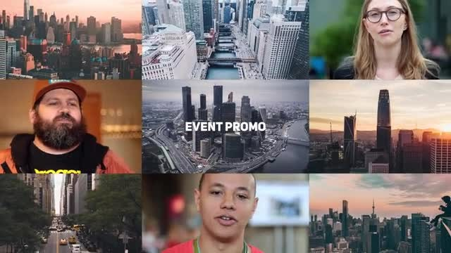 Event Promo: DaVinci Resolve Templates