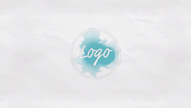 Sketch and Ink Logo: After Effects Templates