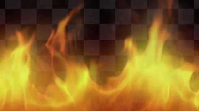 Fire: Stock Motion Graphics