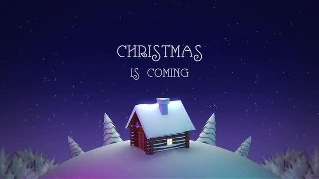 Christmas Opener: DaVinci Resolve Templates