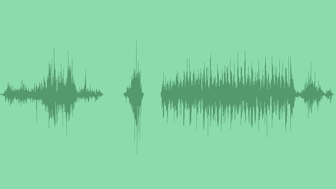 Hula Hoop Rainstick: Sound Effects