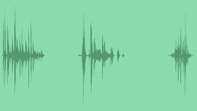 Rocking Rock Rubble: Sound Effects