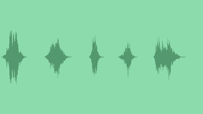 Alienship Scans: Sound Effects