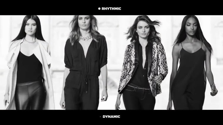 Urban Fashion Opener: After Effects Templates