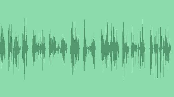 Cartoon Chuckle Gibberish: Sound Effects
