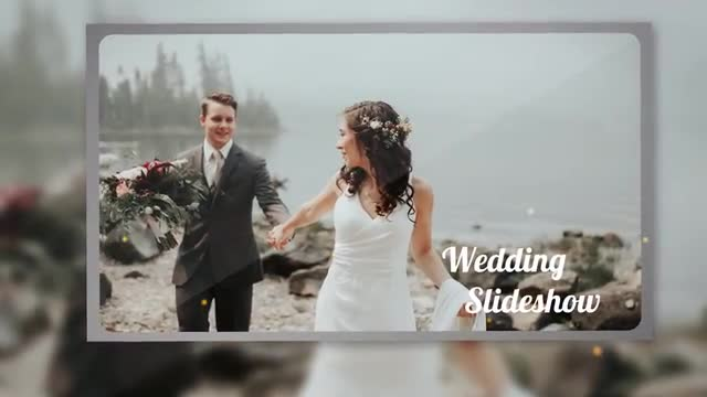 Wedding Slideshow 132430