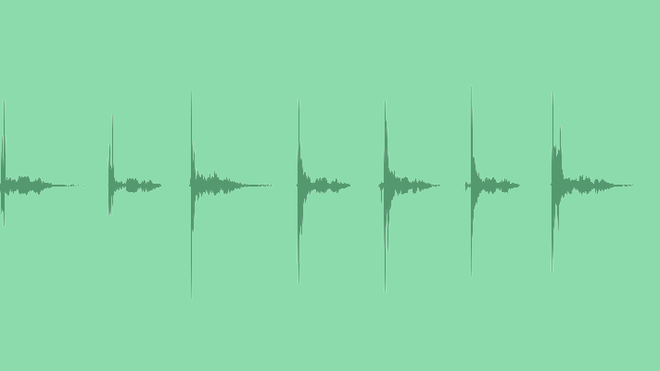 Water Drop Pack: Sound Effects