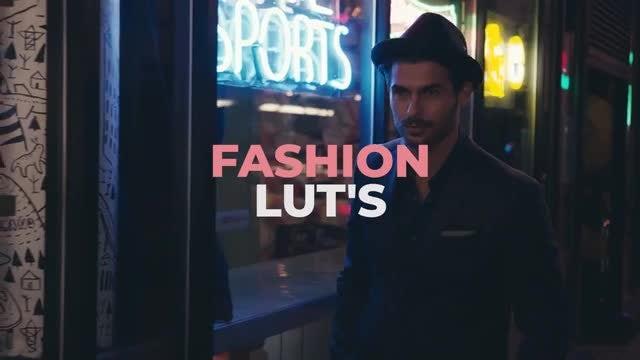Fashion LUT's: Premiere Pro Presets