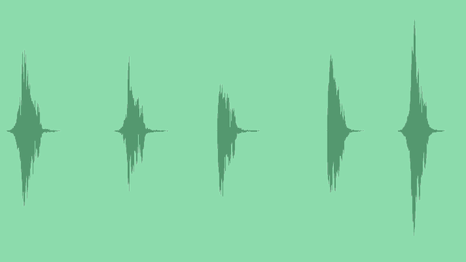 Sound Effects Pack 2: Sound Effects