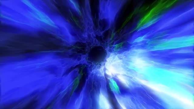 Cosmic Tunnel V1: Stock Motion Graphics