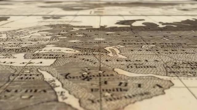 Old Map Background Pack: Stock Motion Graphics