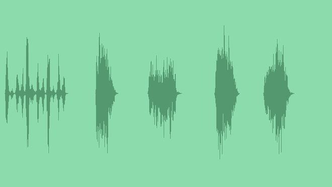 Steam Hiss: Sound Effects