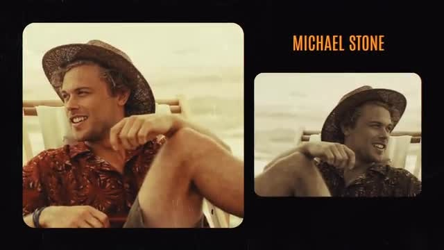 The Vintage - Cinematic Titles: After Effects Templates