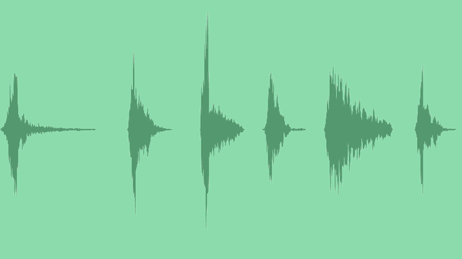 Woosh And Swoosh Pack (6 items): Sound Effects