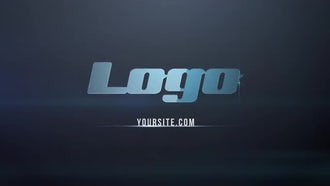 Glossy Logo: Premiere Pro Templates