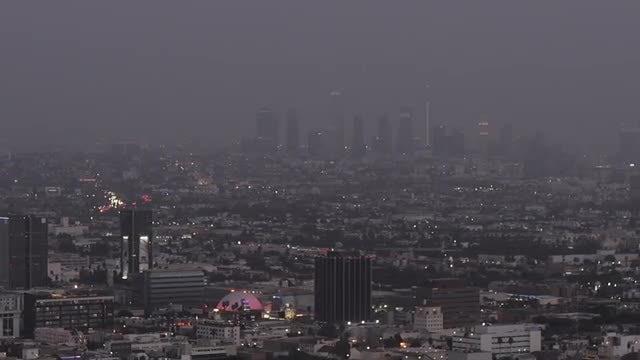 Downtown LA: Stock Video