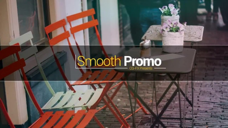 Smooth Promo: After Effects Templates