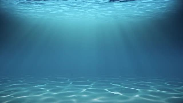Underwater Refraction Background: Stock Motion Graphics