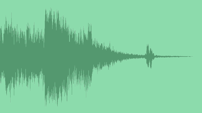 Percussion Pluck Logo: Royalty Free Music