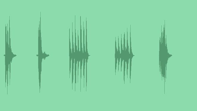Glassy Happy Sfx: Sound Effects