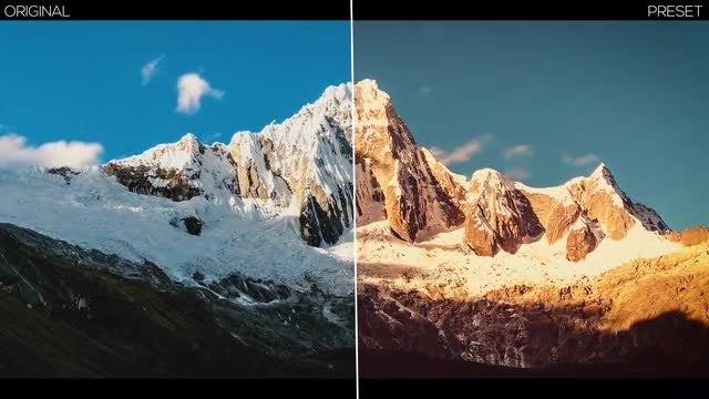 Universal Color Grading Presets: Premiere Pro Presets