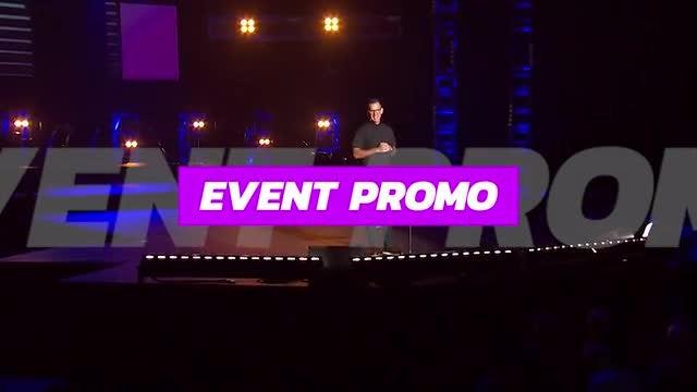 Trendy Event Promo: Premiere Pro Templates