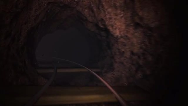 Tunnel Rails Loop: Stock Motion Graphics
