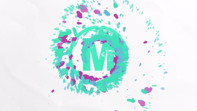 Liquidy Logo: After Effects Templates