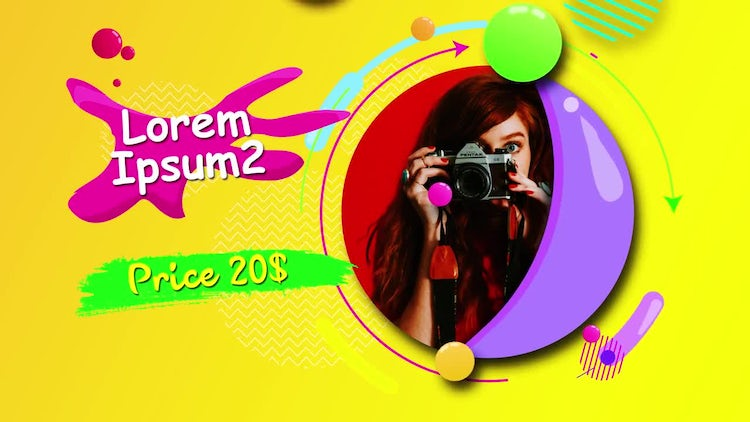 Shop Store Promo: After Effects Templates