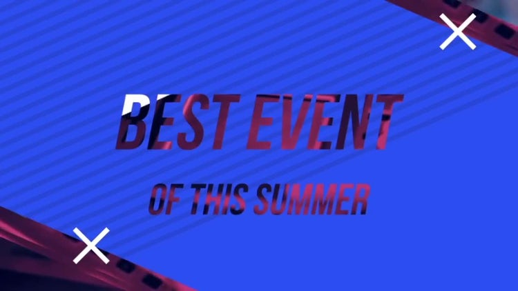 Music Event Promo: After Effects Templates