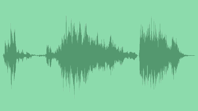 Deceleration Transitions: Sound Effects