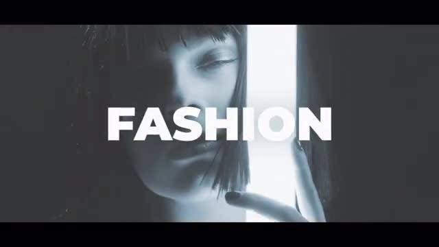 Fashion Opener: DaVinci Resolve Templates