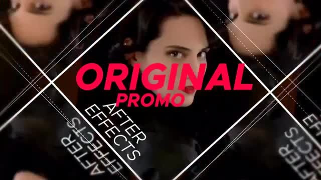 Original Promo: After Effects Templates