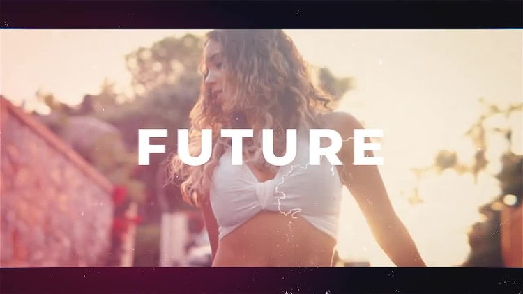 Future Bass: After Effects Templates