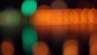 Blur Abstract Bokeh: Stock Video
