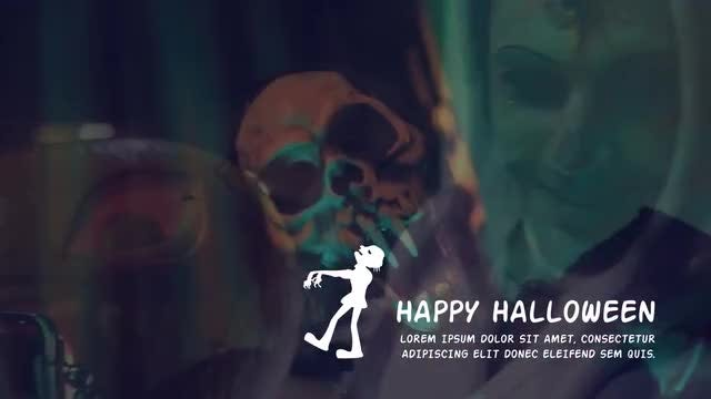 Halloween Titles & Lower Thirds 4K: After Effects Templates