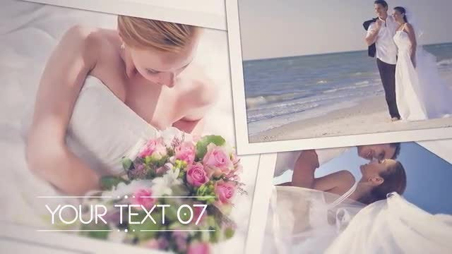 Vintage Wedding: After Effects Templates