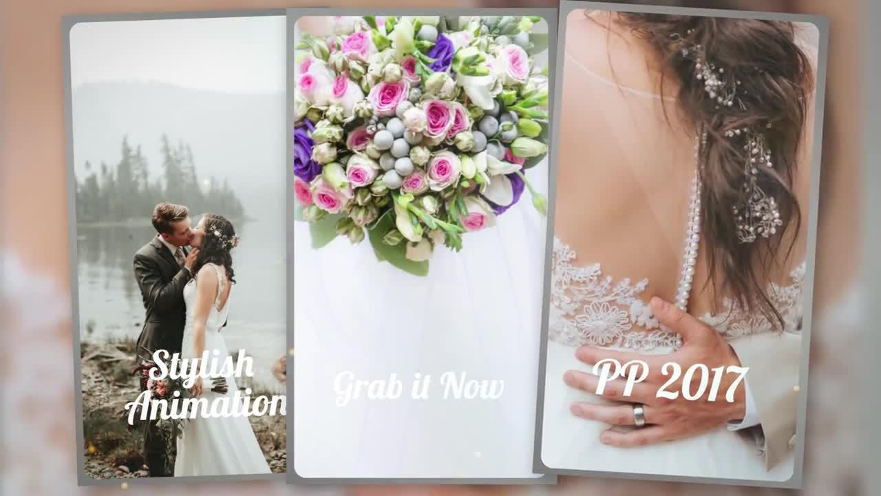 Wedding Slideshow - Premiere Pro Templates 135131