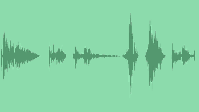 Glitch Elements: Sound Effects