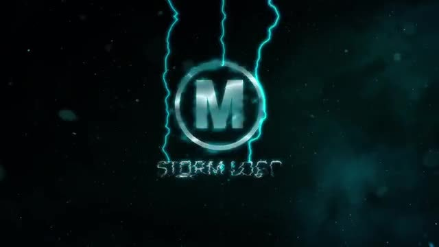 Storm Logo: After Effects Templates