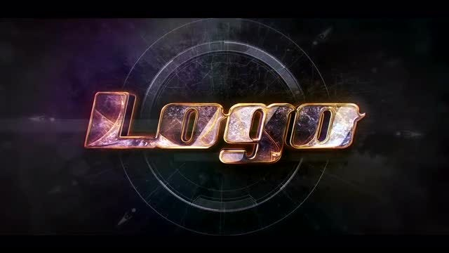 Cinematic Serious Logo 3: After Effects Templates