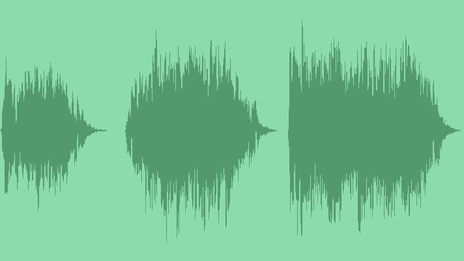 Glitter Swell: Sound Effects