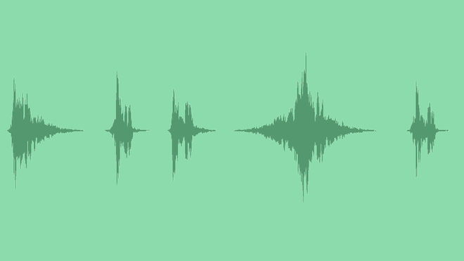 Futuristic Boom: Sound Effects